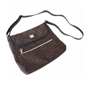 RELIC•Cross body or shoulder purse bag brown